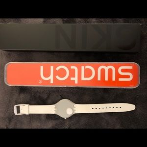 Swatch Accessories - Swatch watch - ultra-thin Skyn series
